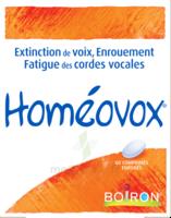 Boiron Homéovox Comprimés à MIRANDE