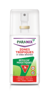 Paranix Moustiques Spray Zones Tropicales Fl/90ml à MIRANDE