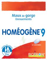 Boiron Homéogène 9 Comprimés à MIRANDE