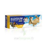 Elgydium Age De Glace Pâte Dentifrice Tutti Frutti Junior 7/12ans 50ml à MIRANDE