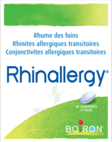 Boiron Rhinallergy Comprimés B/40 à MIRANDE