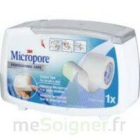 Micropore Sparadrap Microporeux 25mmx5m DÉvidoir à MIRANDE