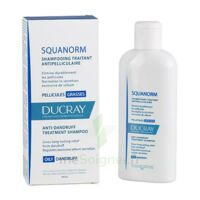 Ducray Squanorm Shampooing Pellicule Grasse 200ml à MIRANDE