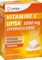 Vitamine C Upsa Effervescente 1000 Mg, Comprimé Effervescent à MIRANDE