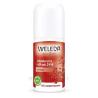 Weleda Déodorant Roll-on 24h Grenade 50ml à MIRANDE