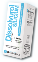 Dissolvurol Silicium Solution Buvable En Gouttes Fl/100ml à MIRANDE